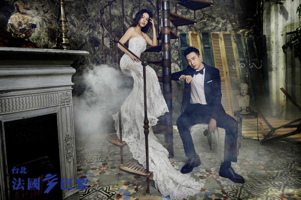台北法國巴黎婚紗攝影-結婚體驗日