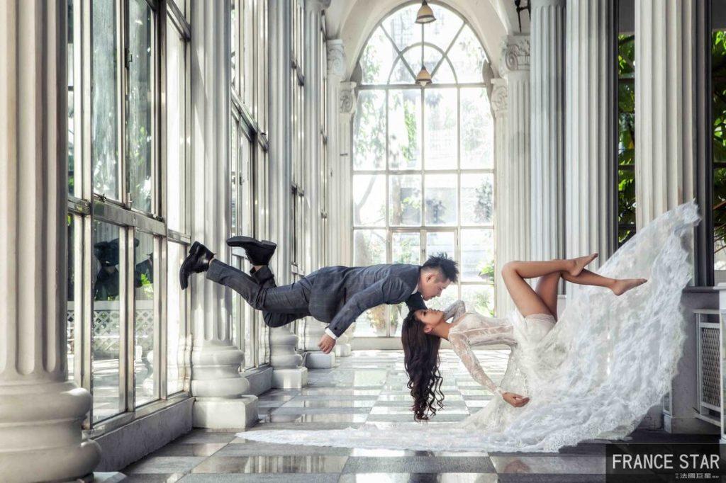 法國巨星婚紗攝影-結婚體驗日