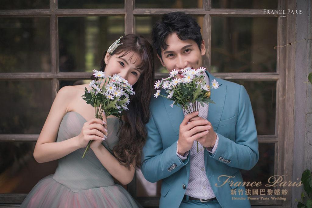 新竹法國巴黎婚紗攝影-結婚體驗日